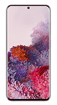 Samsung Galaxy S20 128 GB pink